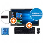 Bundle: Intel PC Stick + Monitor + Tastatur und Maus