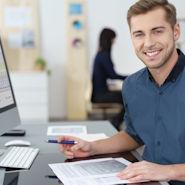 business computer dokumente office