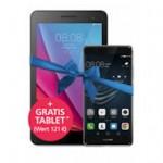 o2 Wow der Woche: Huawei P9 + GRATIS Tablet