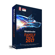 bitdefender family pack 2017 mit Echtzeit Ransomware Schutz