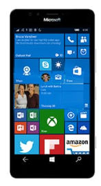 lumia 950 ds smartphone mit 20 MP Kamera