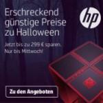 HP Halloween mit tollen Angeboten