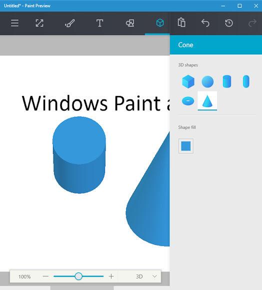windows paint uwp app