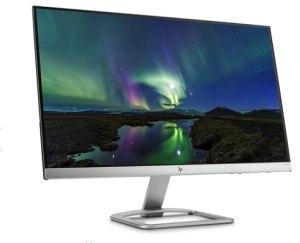 """HP 24es Monitor : IOptisch shöner Monitor mit randlosen 23.8"""" IPS Full-HD Display"""