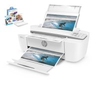 Kombi Paket HP DeskJet 3720 All-in-One-Drucker mit HP Social Media Snapshots Fotopapier