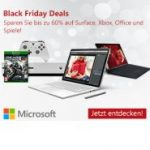 microsoft black friday 2016 mit Top Angeboten