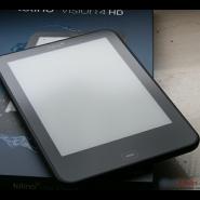 tolino vision 4 HD mit Blaulicht Filter smartLight