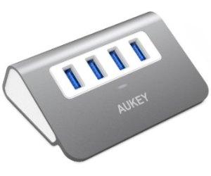 AUKEY USB 3.0 Hub Aluminium im Test