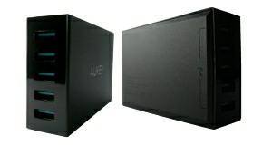 AUKEY USB Ladegerät 5 USB Ports 50W
