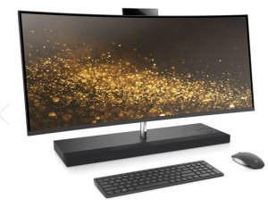 HP ENVY Curved All-in-One 34-b010