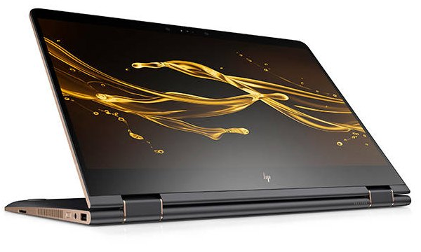 HP Spectre x360 15-bl062nr mit 4K Display und NVidia Grafik