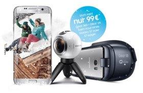 Samsung-Aktion: Gear 360 und Gear VR für 99 Euro