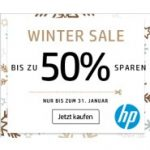 HP Winter Sale