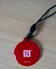NFC Anhänger
