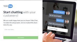 Livechat Funktion für die eigene Business Homepage hinzufügen mit einer Wix Business App