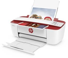HP DeskJet 3732 All-in-One-Drucker: sehr kompakter Drucker mit HP Instant Ink Support