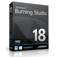 Ashampoo Burning Studio18 Boxshot