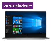 "Dell XPS 15"" Touchscreen Laptop mit 20% Rabatt"