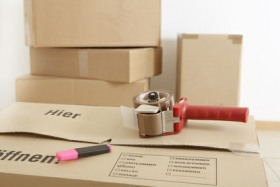 Kartons Verpackung