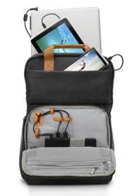 HP Powerup Rucksack mit integriertem Akku
