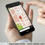 Map Smartphone Navigation
