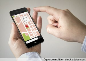 Map Smartphone Navigation