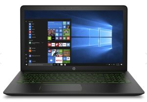 HP Pavilion Power - 15-cb030ng mit NVIDIA® GeForce® GTX 1050 Grafikkarte