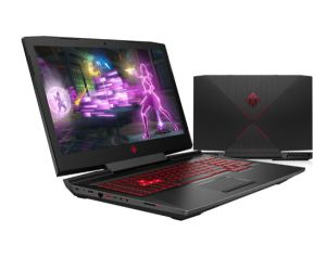 Omen X:  Omen Gaming Notebook mit Overclocking