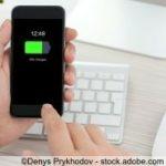 Smartphone - Akku - Ladekapazität
