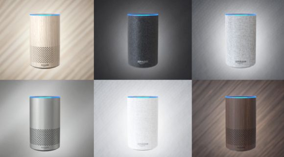 amazon echo farbvarianten