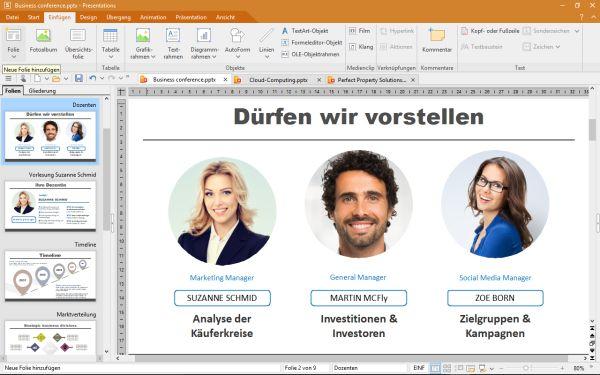 Softmaker Office 2018 - Presentations