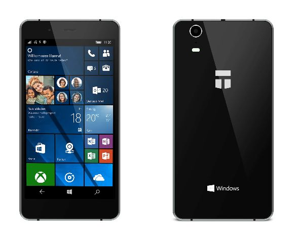 TrekStor WINPHONE LTE 5.0