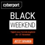 cyberport black weekend
