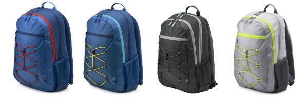 """hp 15.6"""" Active Rucksack in 4 verschiedenen Farben für Notebooks bis 15.6"""""""