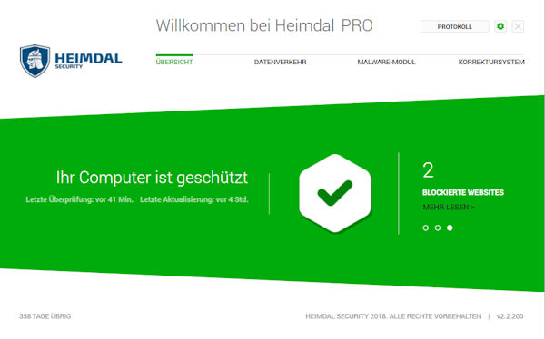 heimdal security startseite