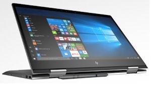 HP ENVY x360 Convertible Laptop - 15z touch mit AMD Ryzen Prozessor