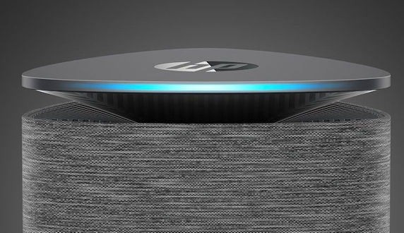 HP Pavilion Wave mit Alexa