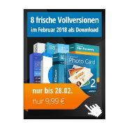 8 Top Vollversionen des Monats für unter 10 Euro inkl. SoftMaker Office 2016