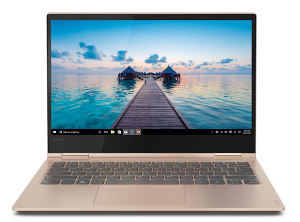 "Lenovo Yoga 730 13"" it bis zu UHD-Display"