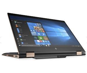 HP Spectre x360 15-ch002ng mit Stift  + 4K Display für Genießer