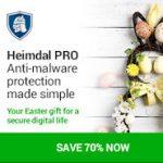 Heimdal Security Oster Angebot mit 70% Rabatt