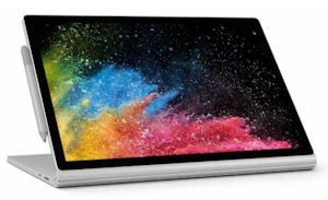 Microsoft Surface Book 2 inklusive Surface Pen