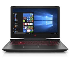 OMEN by HP 17-an107ng mit 6-Kern-Prozessor, NVIDIA® GeForce® GTX 1070, 16 GB DDR4-2666 RAM und schneller 512 GB PCIe® NVMe™ M.2 SSD