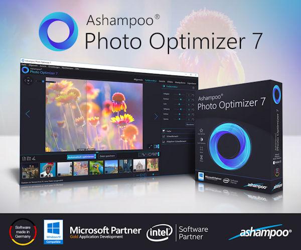 Ashampoo Photo Optimizer 7