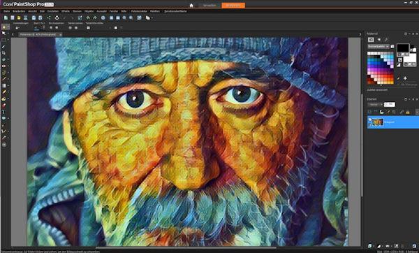 Core PaintShop Pro 2019