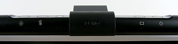 BenQ ScreenBar - Steuerung von helligkeit, Farbtemperatur und automatischer Helligkeitssteuerung mit Touch-Buttons