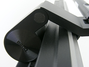 BenQ ScreenBar mit einfaher Montage durch Klemmtechnik