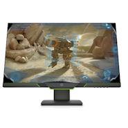 HP 27xq Gaming Monitor mit 144 Hz Aktualisierungsrate