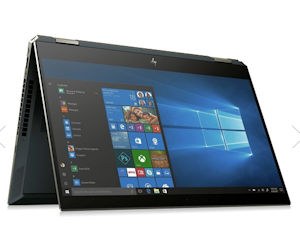 HP Spectre x360 15-df0322ng mit NVIDIA® GeForce® GTX 1050