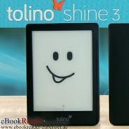 tolino shine 3 mit Blaulicht-Filter